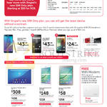 Sim Only Plan, Mobile Phones, Tablets, Sony Xperia Z5 Premium, OnePlus 2, Sony Xperia Z4 Tablet 10.1, Samsung Galaxy Tab S2 8.0, Note 5, Tab S2 9.7