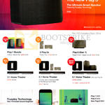 Play-1 Bundle, 3s, Play 5 Gen 1, Home Theater, 5.1 Home Theater, 5.1 Home Theater, Trueplay Technology