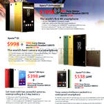 Smartphones Best Denki Xperia Z5 Premium, Z5, M4 Aqua, C5 Ultra