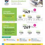 Business Dynamic, Static Fibre Broadband 10Mbps, 20Mbps, 30Mbps, 50Mbps, 100Mbps, 250Mbps