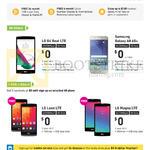 Business LG G4 Beat, Leon LTE, Magna LTE, Samsung Galaxy A8