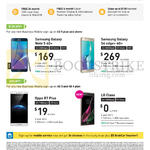 Business Mobile Phones Samsung Galaxy Note 5, S6 Edge Plus, Oppo R7 Plus, LG Class