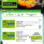 Prepaid Mobile Deals, Free 5 Dollar CapitaVoucher