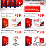 Trend Micro Maximum Security 10, 1, 2, 3, 5, Devices 1 Subscription