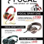 Treoo Headphones Focal Spirit One, Focal Spirit Classic, Focal Spirit Pro