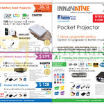 Innovative Projectors K5, Zen 3, Mini, A1
