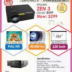 Innovative Zen 3 Projector